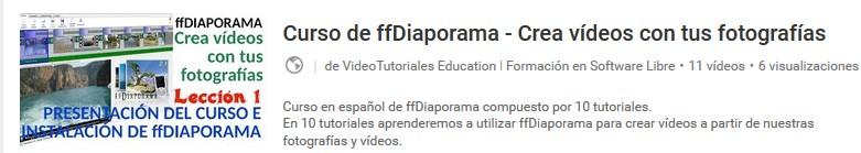 ffDiaporama 07 curso
