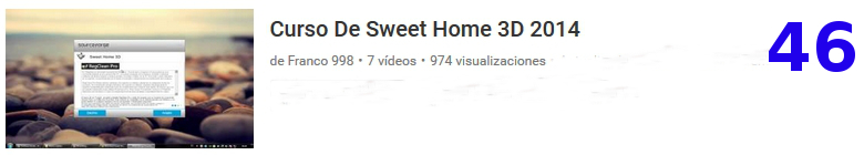 curso del software libre sweet home en youtube